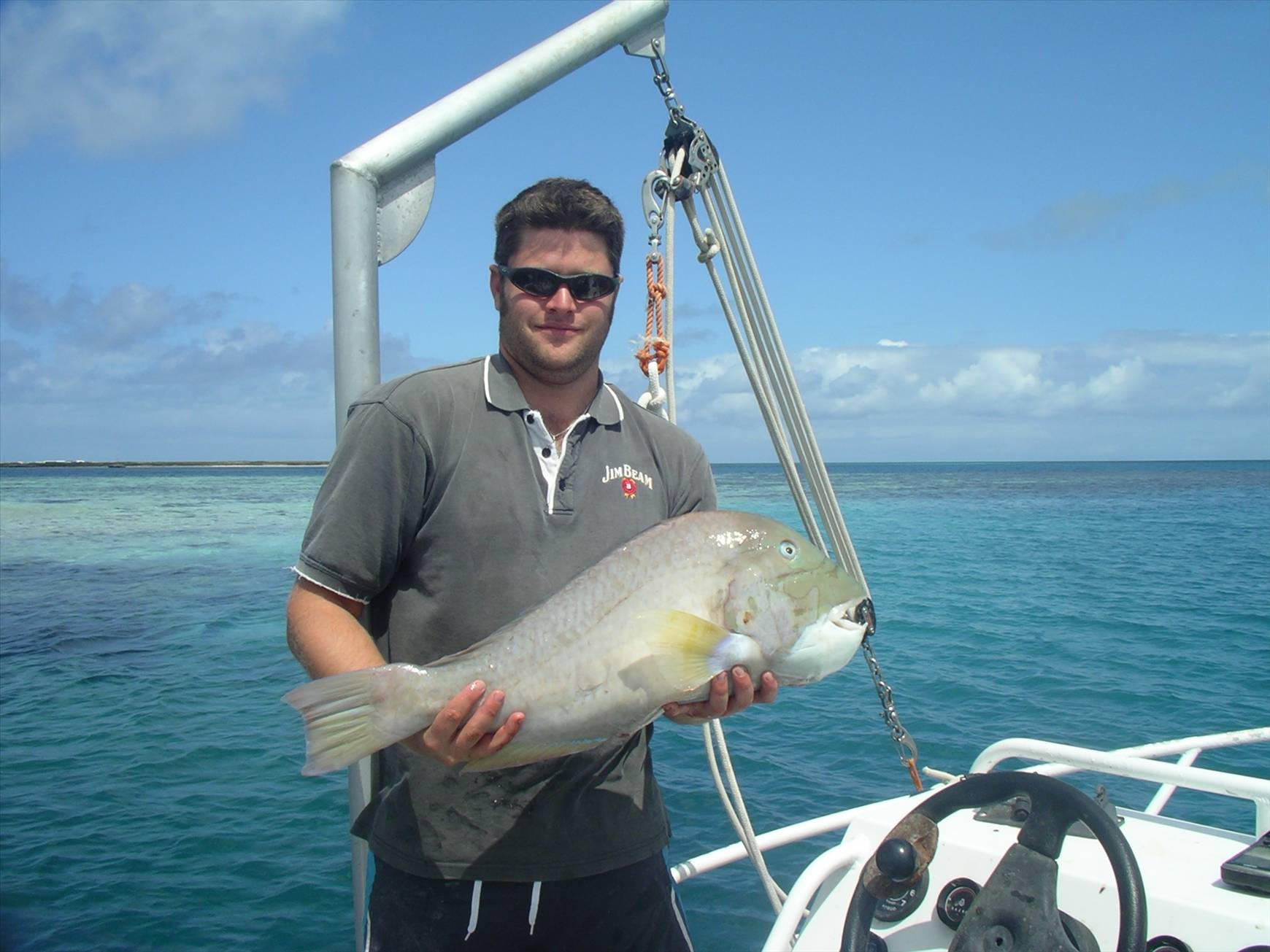 Fishing photo by captain bob photo for Capt bob fishing