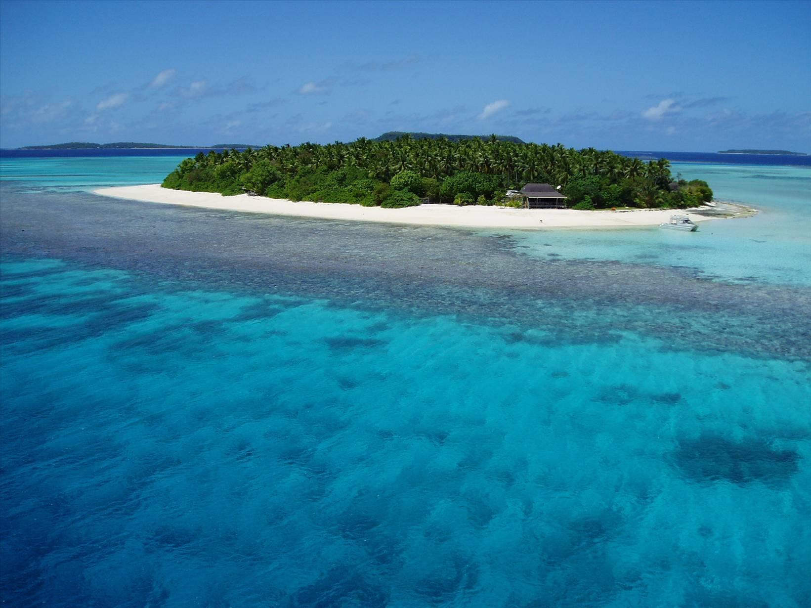 Time In Tonga Island