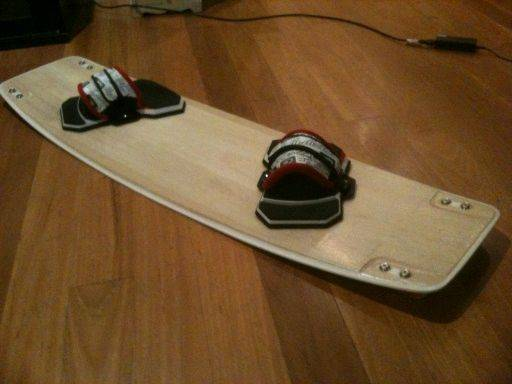 Diy Board And Design Spreadsheet Kitesurfing Seabreeze