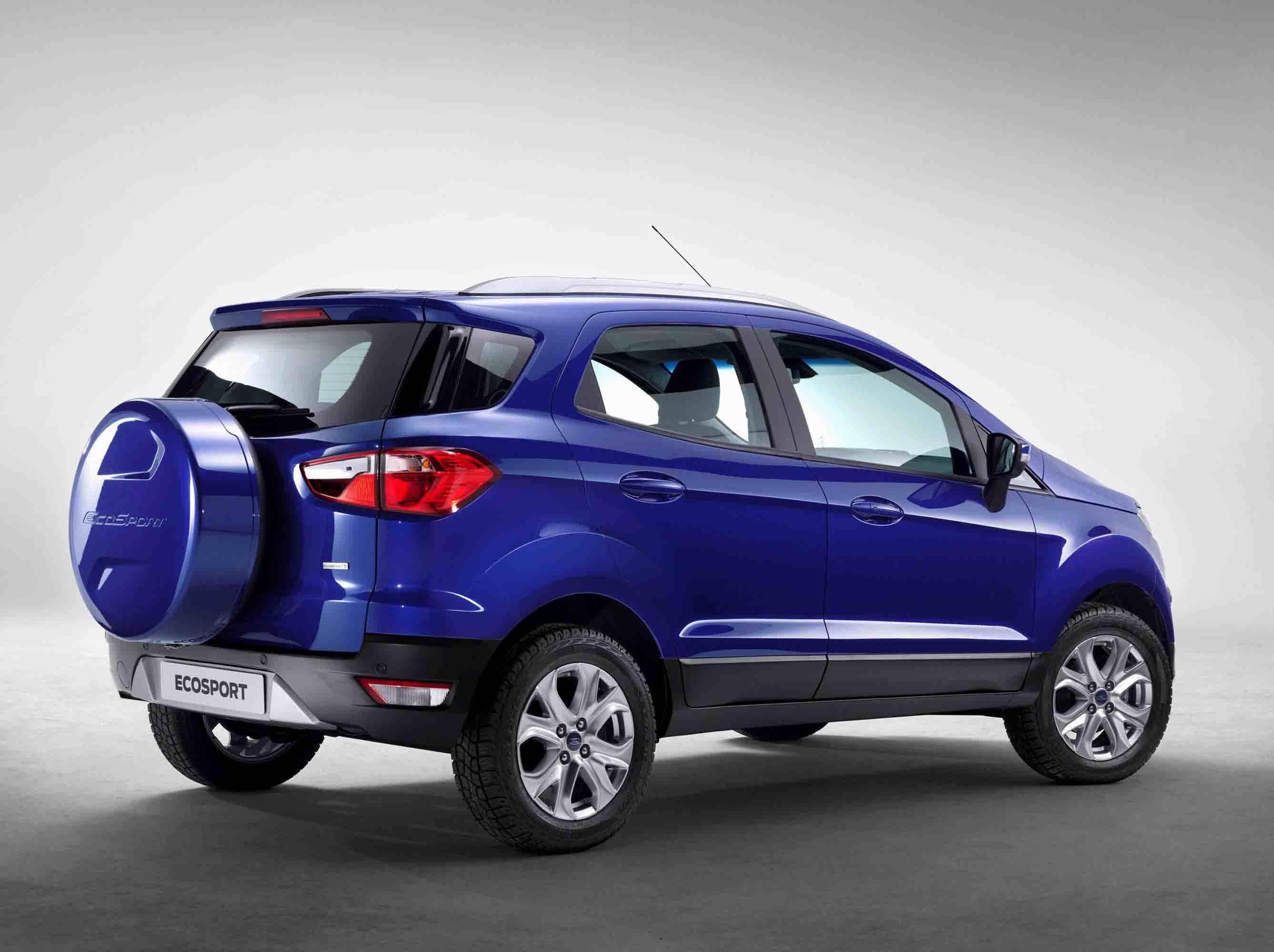 Ford EcoSport (Форд Экоспорт) - Продажа, Цены, Отзывы ...