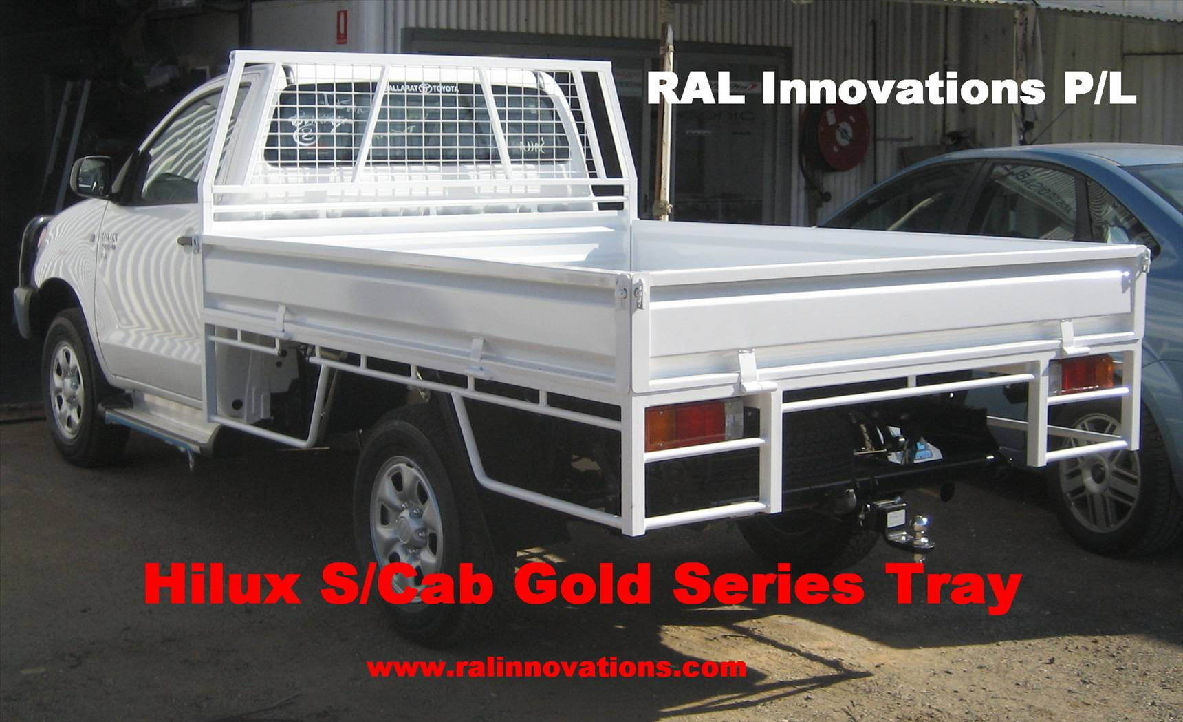 Can A Board Fit In A Toyota Hilux S Tray Windsurfing