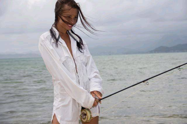 Other sexy women fishing 12 photo for Topless girls fishing