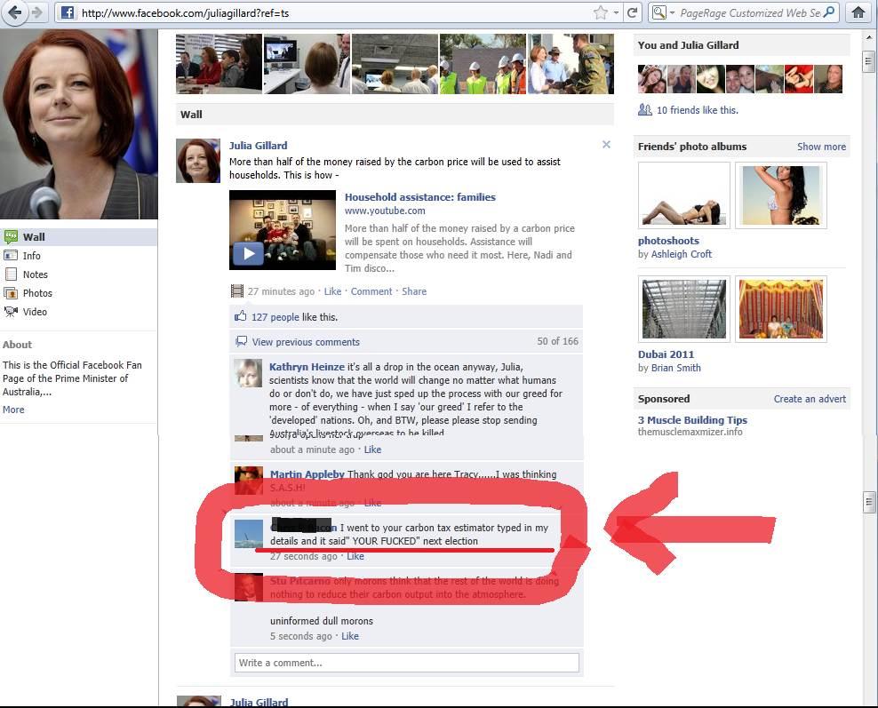 Facebook Julia