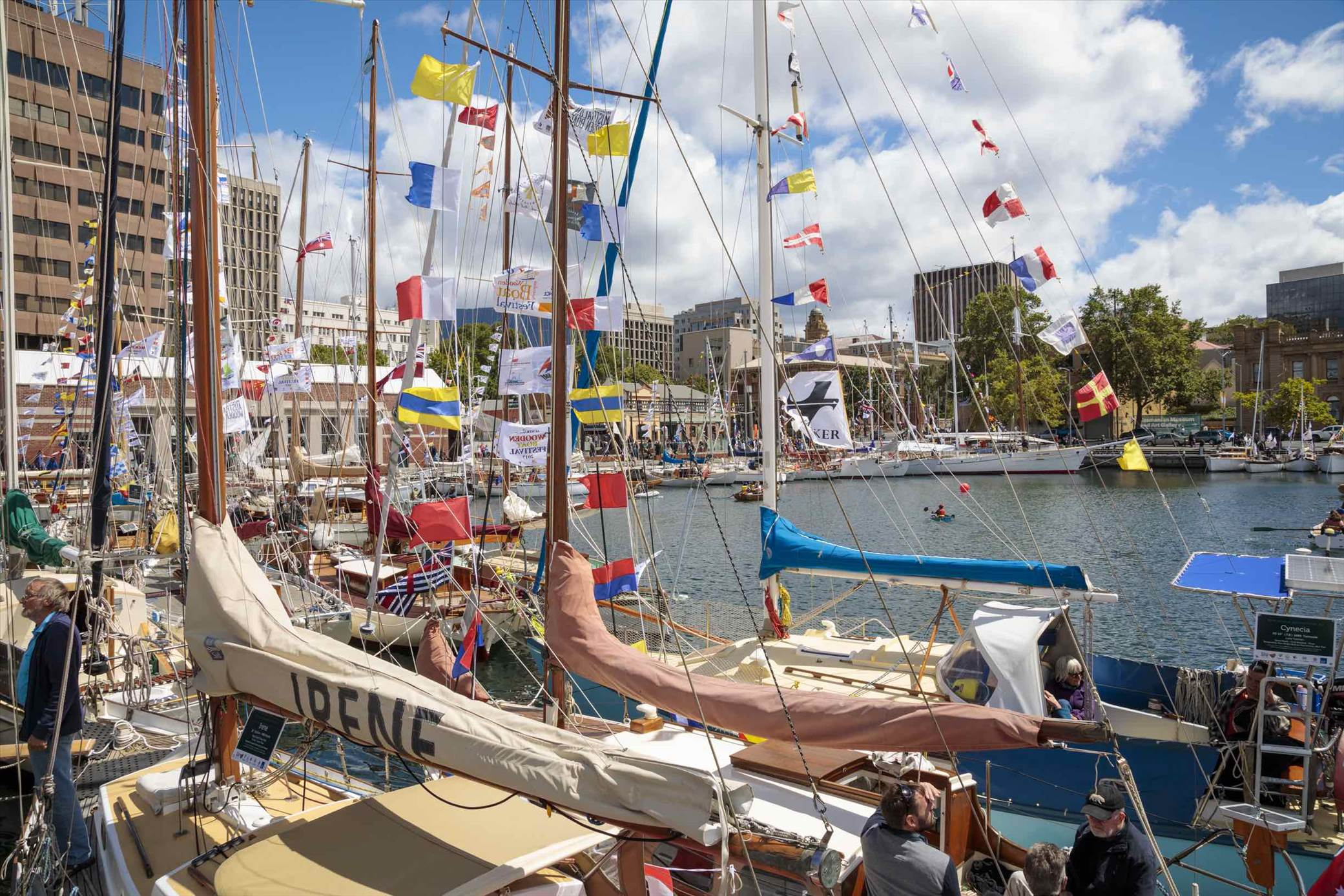 Mystate Australian Wooden Boat Festival 2017 Photo