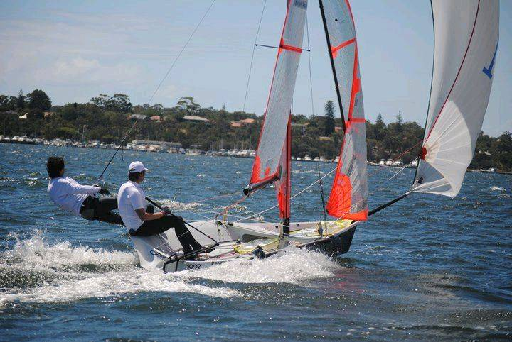 how to get into sailing