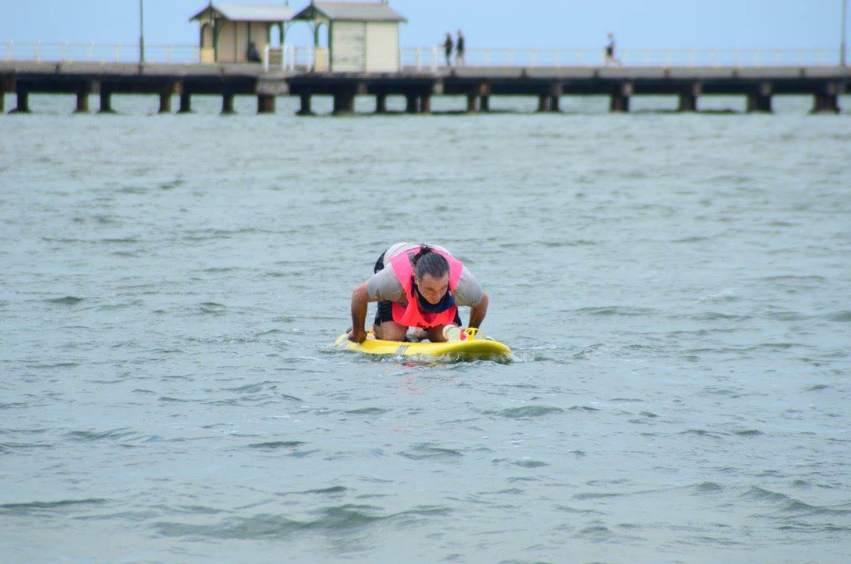 Stand Up Paddle PPC18 Photo