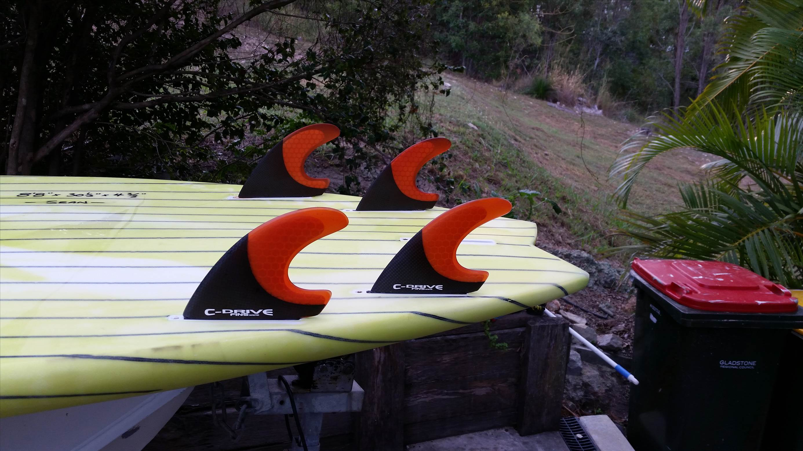 Best Paddle Boards >> C drive fins | Stand Up Paddle Forums, page 1