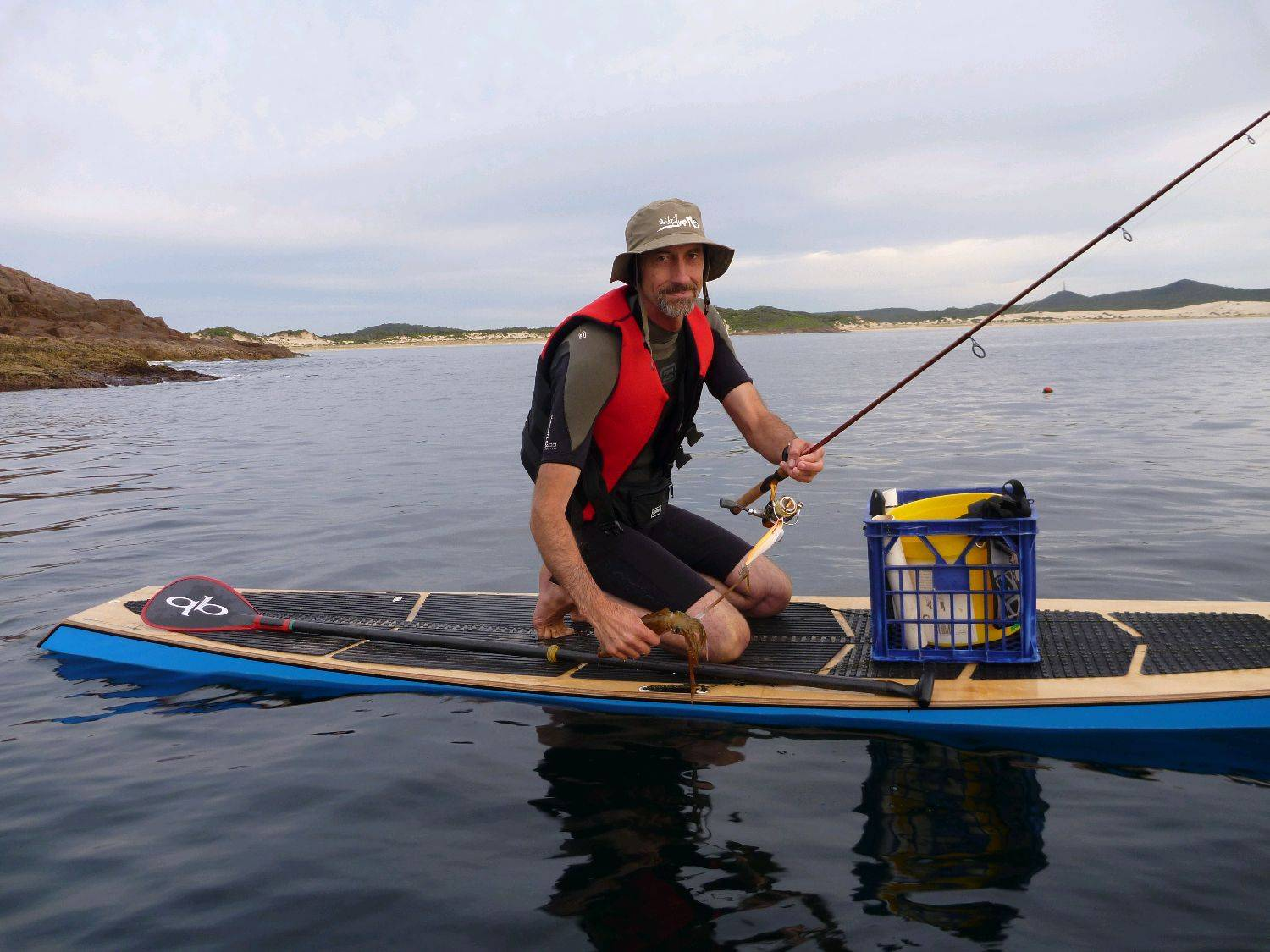 Sup fishing stand up paddle forums page 1 for Best fishing sup