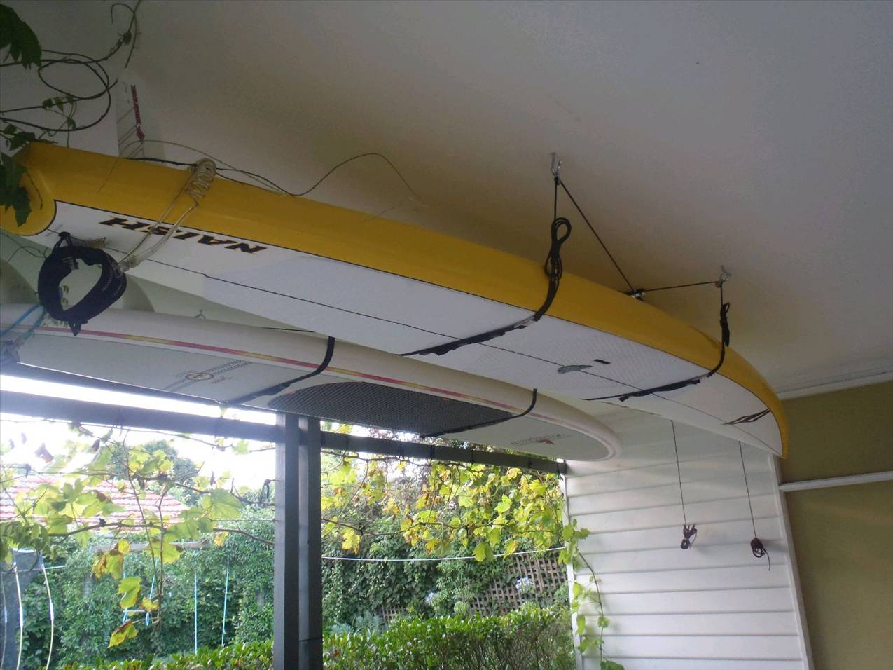 Storage Systems For Big Boards Stand Up Paddle Forums