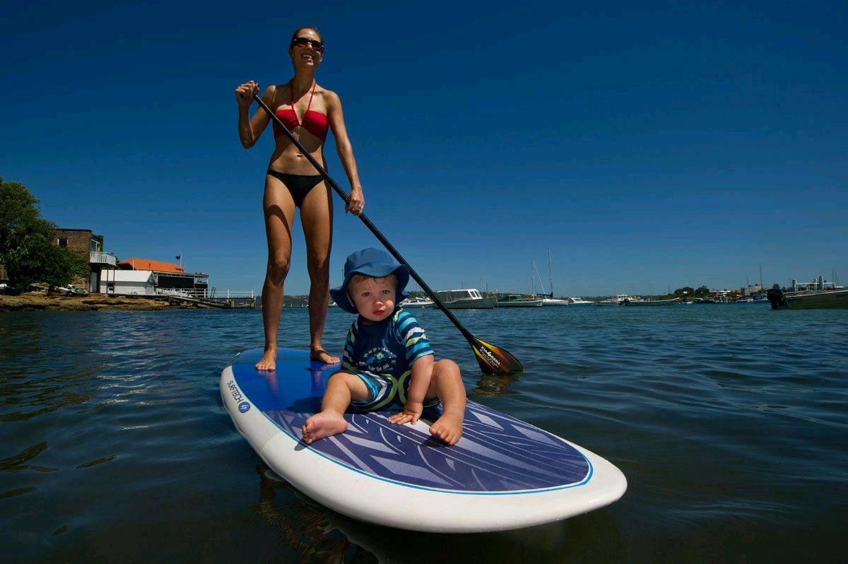 83b819ea3a Stand Up Paddle Bring Your Kids! Photo