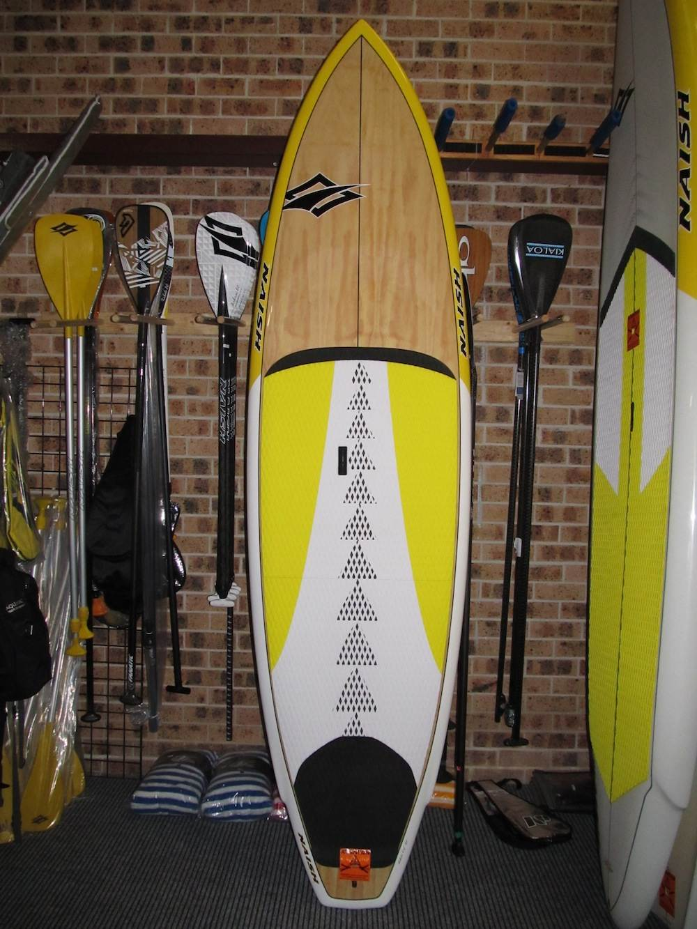 Naish Hokua 910 Stand Up Paddle Sup Review Seabreeze