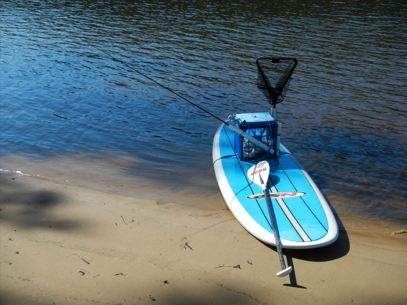 Bass Fishing From The Sup Stand Up Paddle Forums Page 1