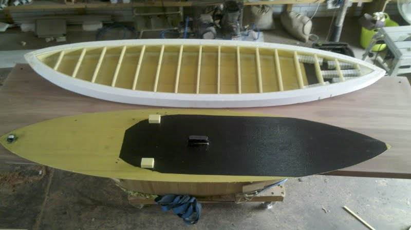 My new wooden sup board - Stand Up Paddle / SUP - Seabreeze Forums!