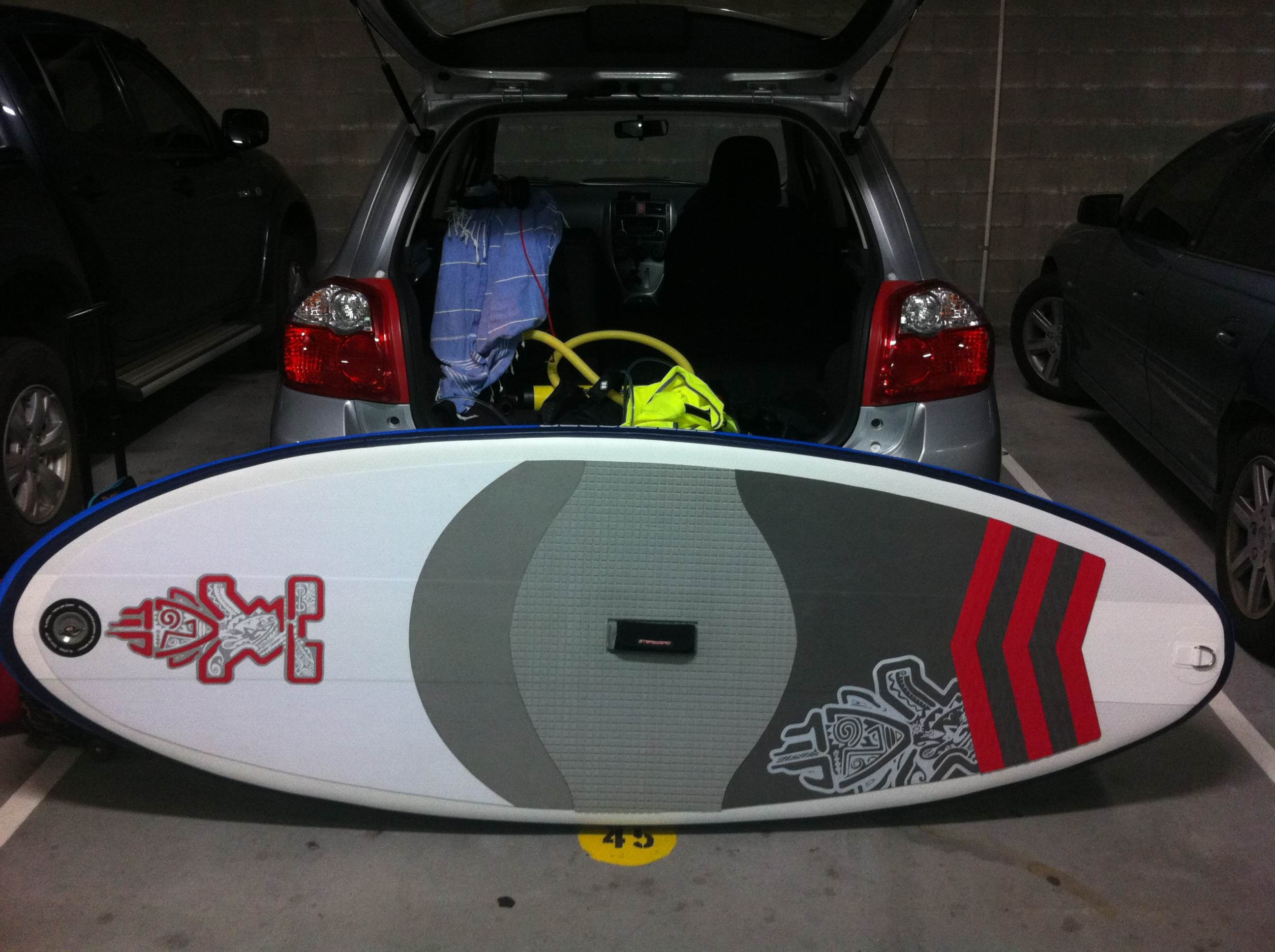 Starboard Astro Whopper Inflatable Stand Up Paddle