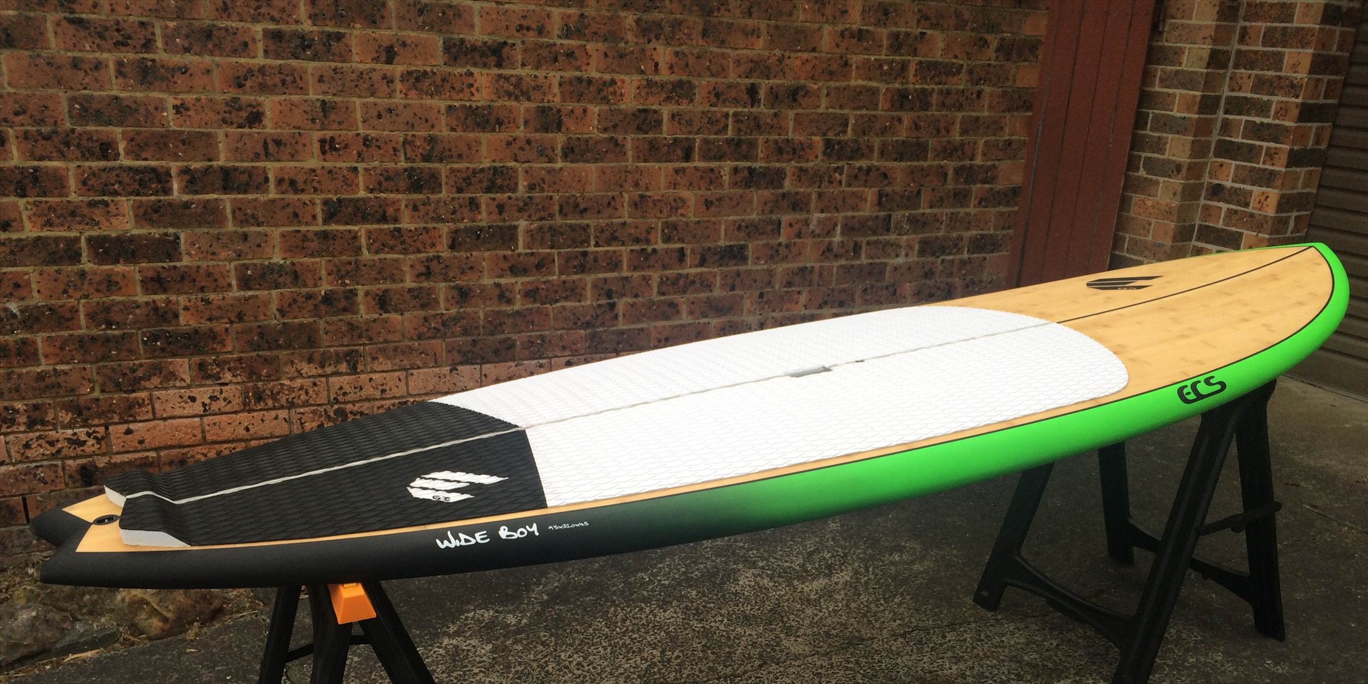 2014 5 Ecs Wideboy Brushed Carbon Review Stand Up Paddle