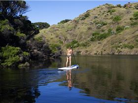 FLATWATER STAND UP PADDLE