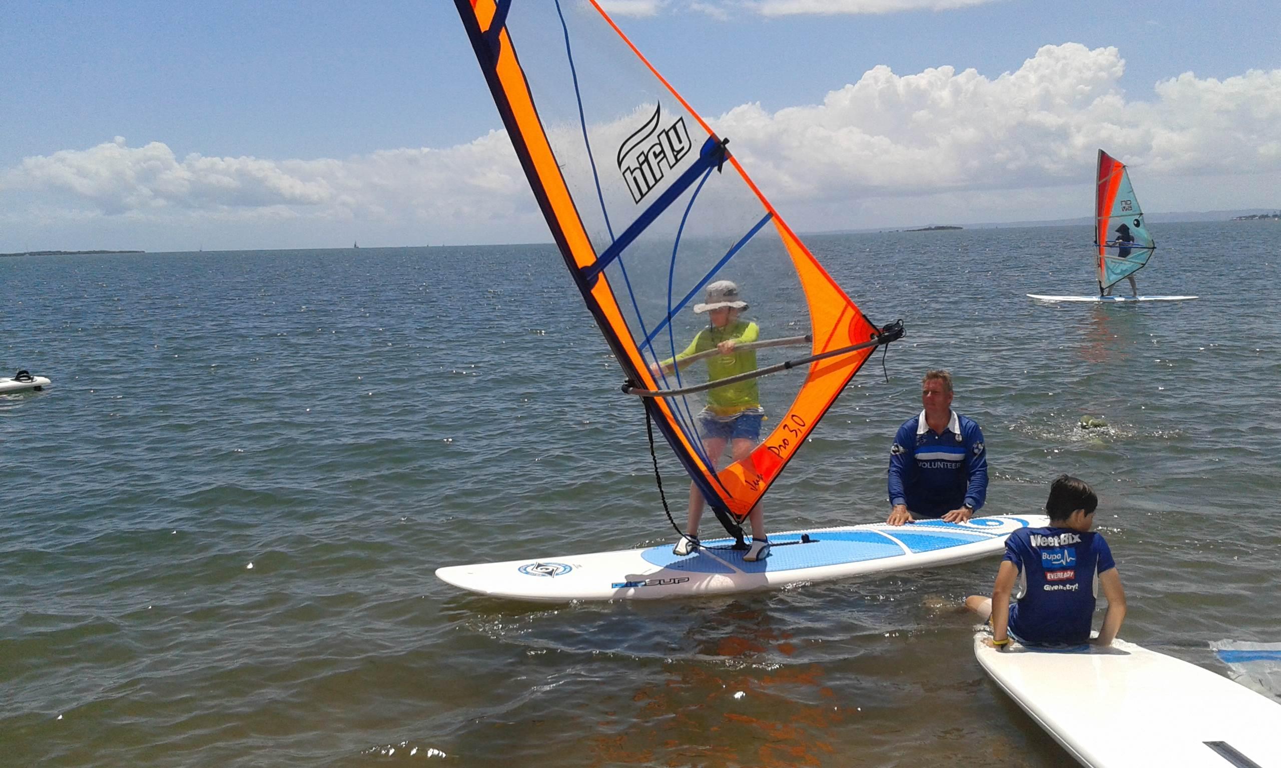 Learn to Windsurf - mordiallocsc.com.au