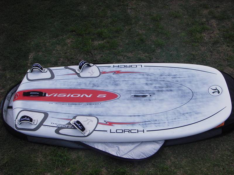 Lorch 08 09 Thunderbird F1 Formula Board