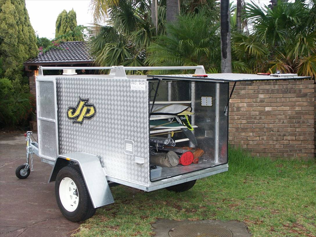 Gear trailer advice Windsurfing Forums page 1 - Cheap Home Plans