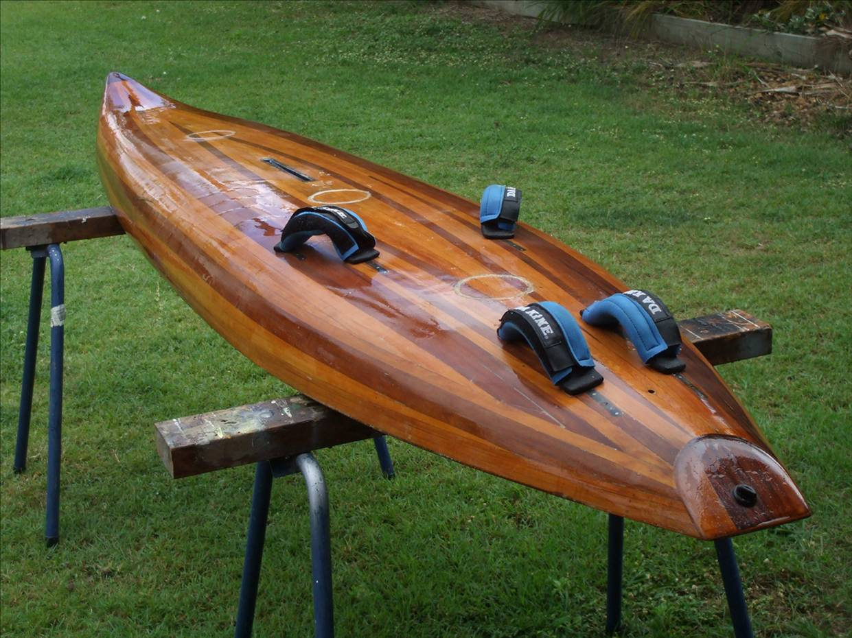 Wooden windsurfer? | Windsurfing Forums, page 1