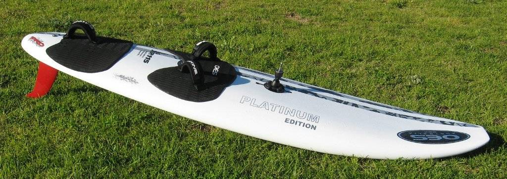OES XR115 Freeride board - 1st impressions | Windsurfing Forums, page 1