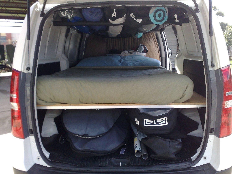 Van Setup Windsurfing Forums Page 1