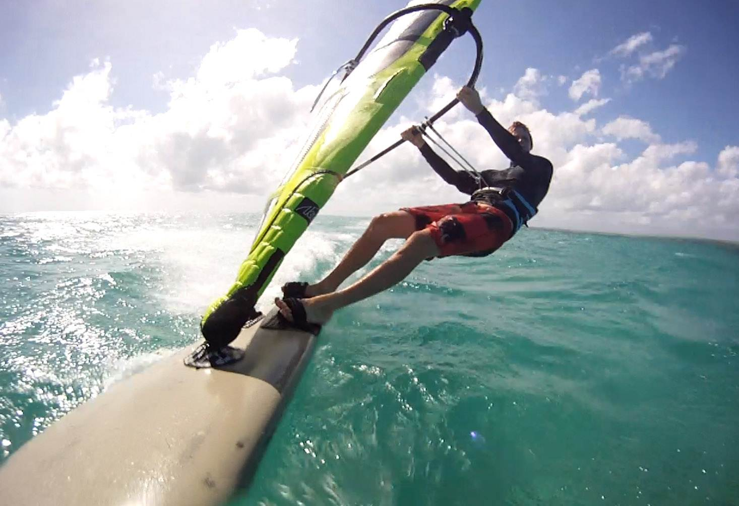 The correct way to use GoPro | Windsurfing Forums, page 1