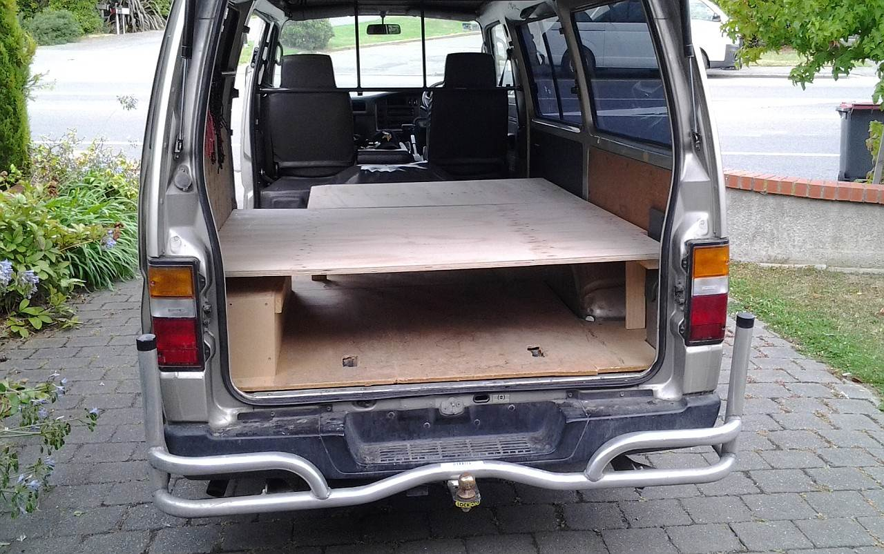 Van Fit Out Materials Windsurfing Forums Page 1