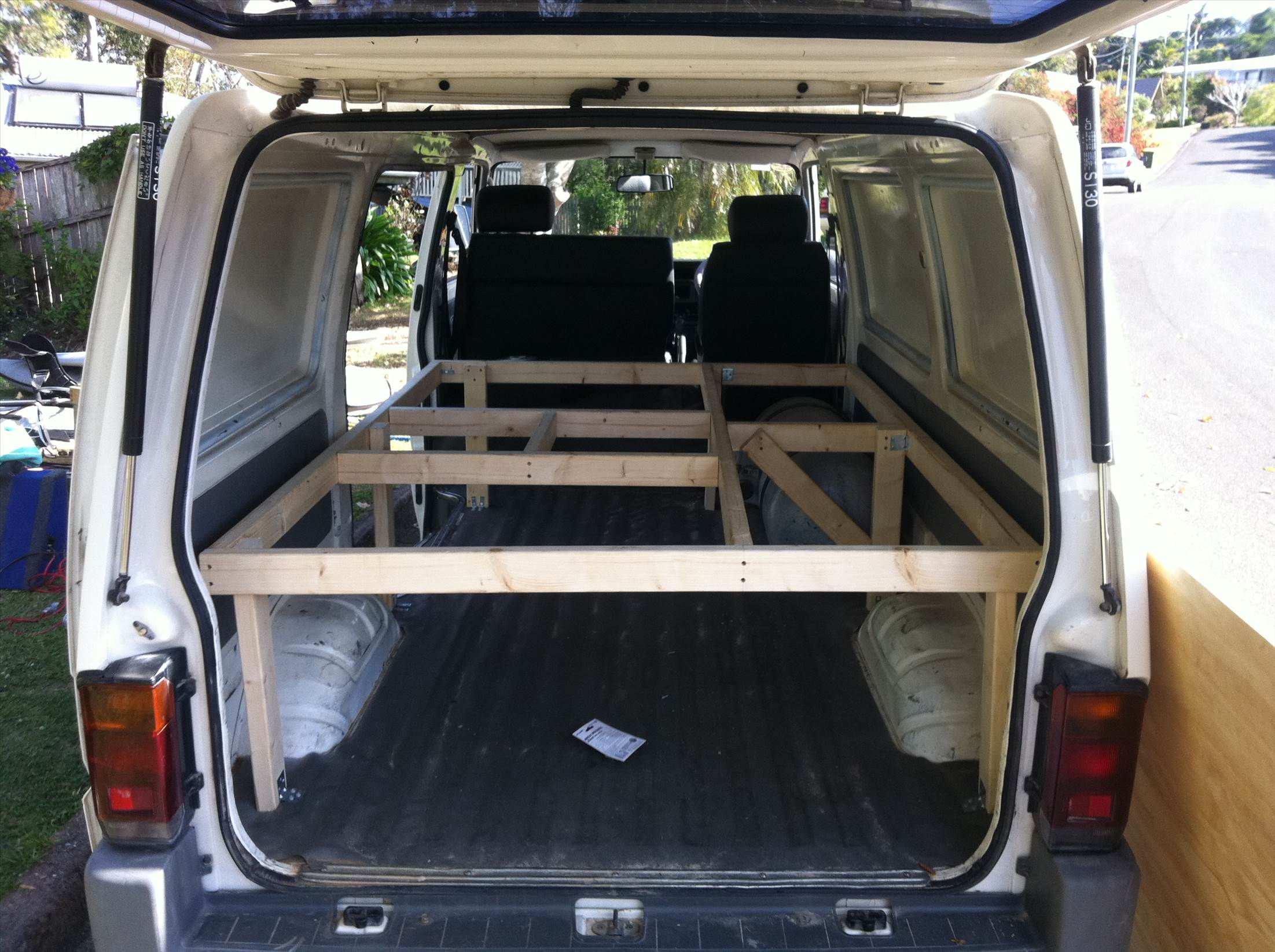 wanted van for gear and sleep | Windsurfing Forums, page 1