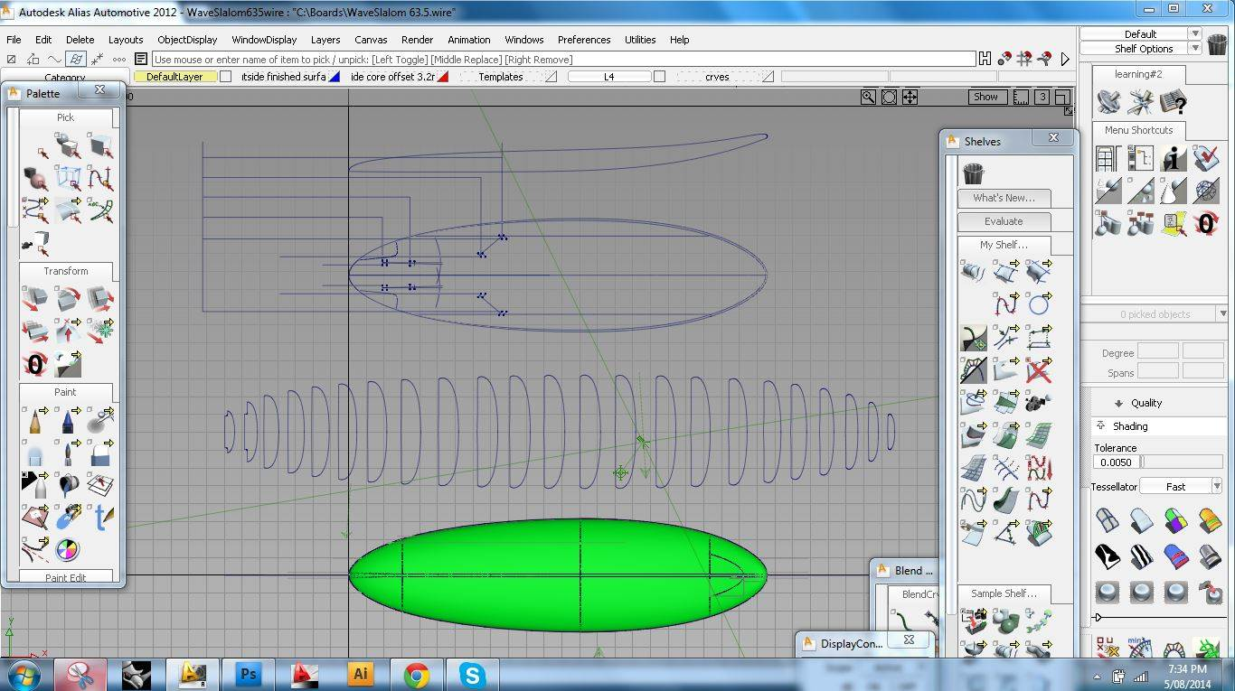 Another board design, yep I know, boring | Windsurfing Forums, page 1