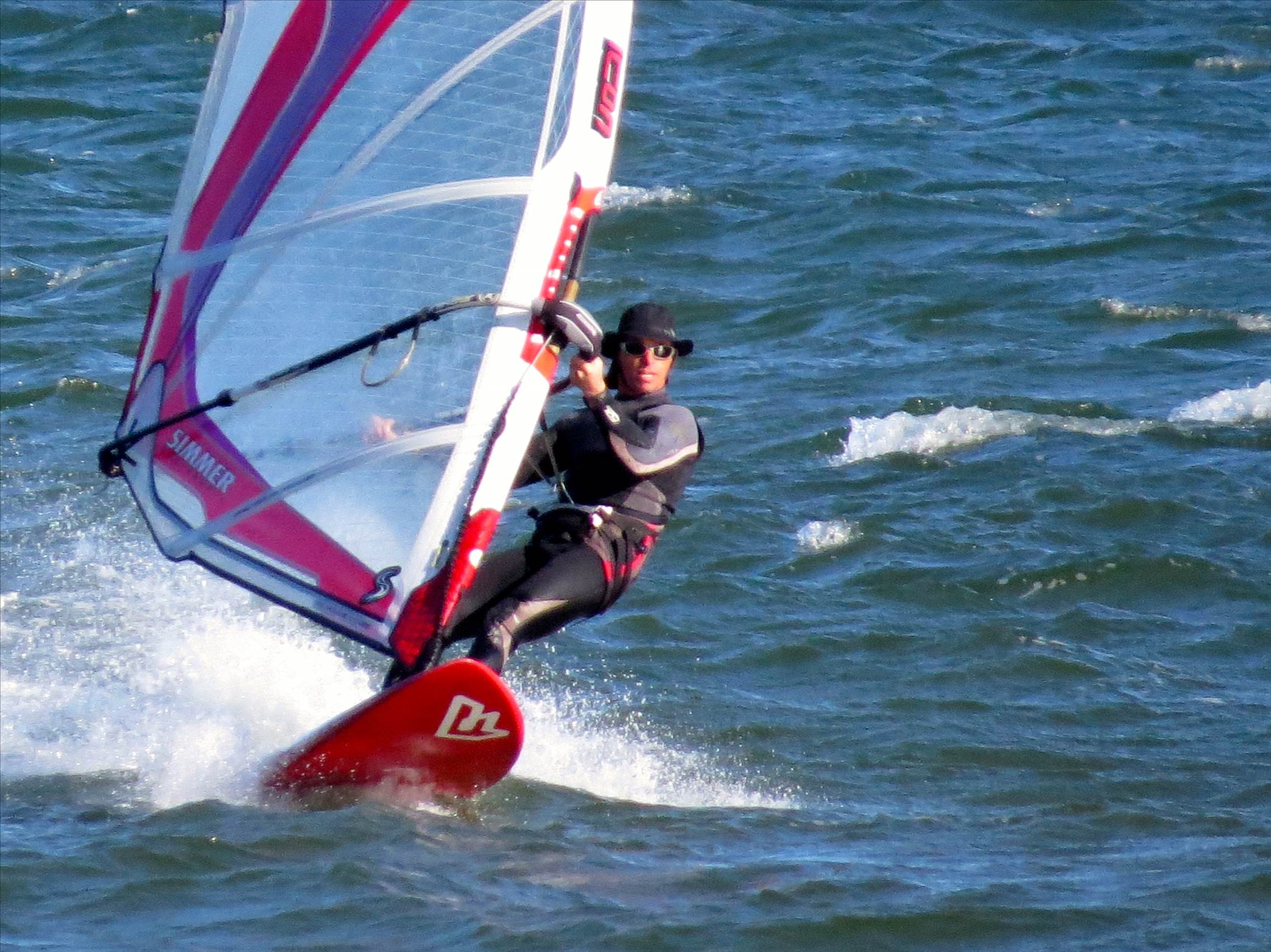 Windsurfing Photo By Gav1 Photo