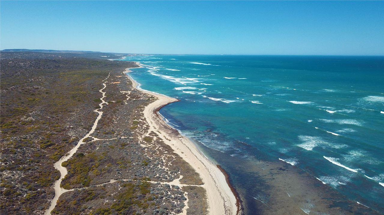 Coronation Beach north of Geraldton
