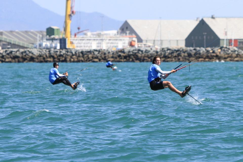 Kitefoiling Sail Australia