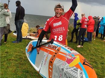 Naish Sweep the Podium at Danish SUP tour - Stand Up Paddle News