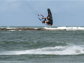 Naish Takes Victory at the Australian Freestyle National
