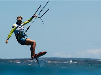 National Kite Foil Series set for 2021 - Kitesurfing News
