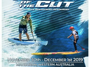 Race Sunday for world's best downwind SUP