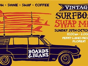 Vintage surfboard Collectors meet (WA) - Surfing News