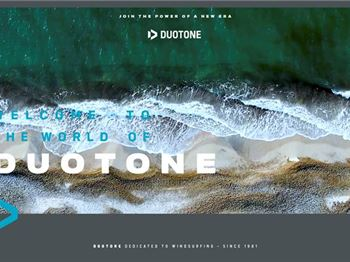 Welcome to the world of Duotone - Windsurfing News