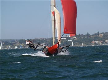 Built in NSW - The worlds most exciting monohulls - Sailing News