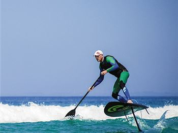 Hydrofoils are coming to SUP - Stand Up Paddle News