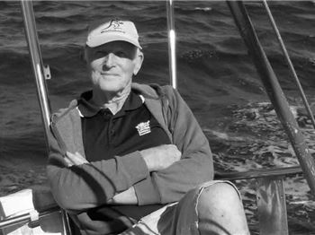 Around the world, Solo, The WRONG Way! 76 years old... - Sailing News