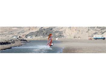 New World Record Broken - Antoine Albeau in Luderitz - Windsurfing News
