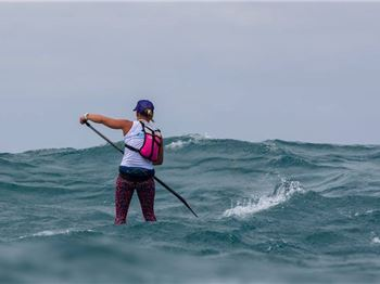 Matt Nottage wins King of the Cut SUP Race - Stand Up Paddle News