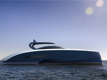 See what a $4 million Boat Designed by Bugatti Looks Like. - Power Boats News