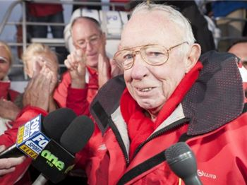 Sailing Legend - Bob Oatley dies aged 87 - Sailing News