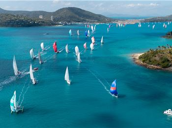 106,000 beers, 6 tons of beef, 3,000 snags - Hamo Race Week - Sailing News