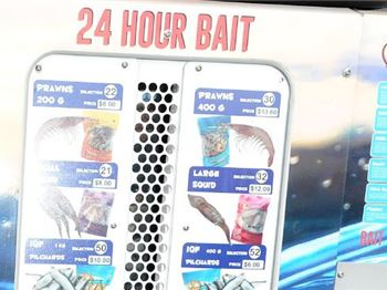 Press Number 52 for Pilchards - Live Bait Vending Machines? - Fishing News
