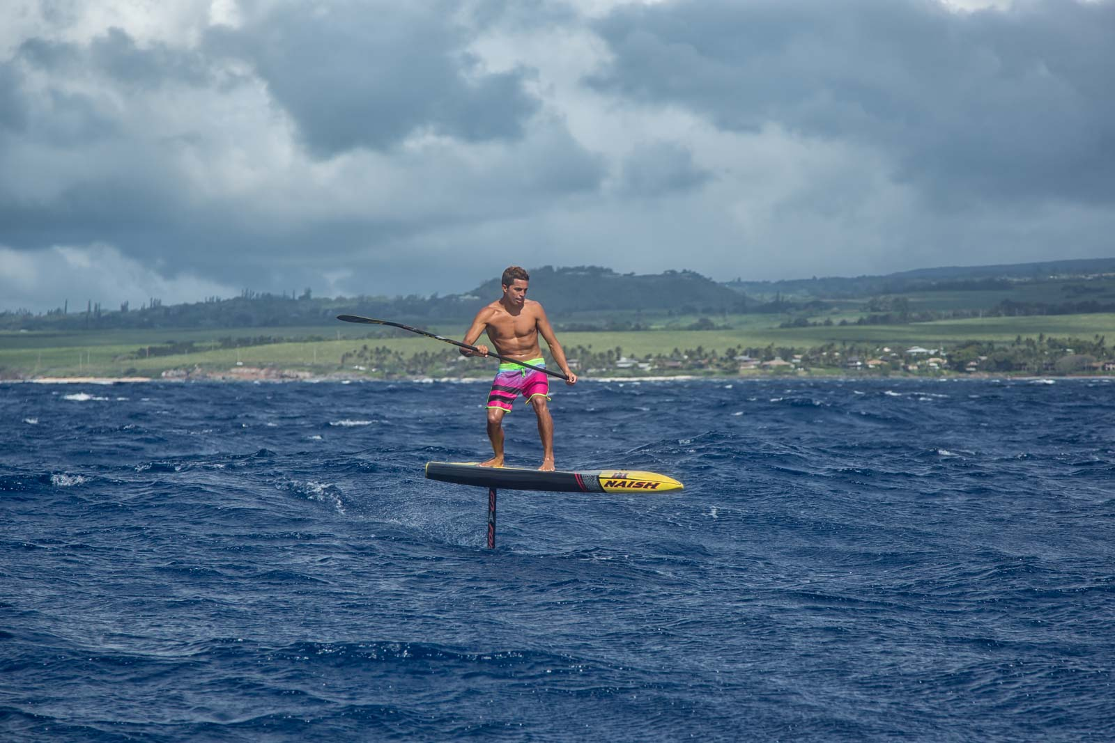 Three Reasons Why Kai Lenny S Sup Foil Broke The Internet