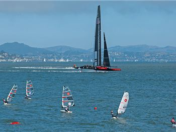 Youth Sailors invited to compete in Americas Cup 2017 - Sailing News